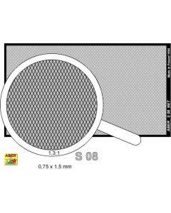 ABERS008 Aber Net 0.75 x 1.5mm