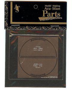 ACU8227 Acustion 1/12 Motorcycle tire (Bridgestone) paint template set