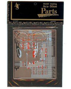 ACU8342 Acustion 1/24 Ferrari F1-90 mechanical parts and decals set