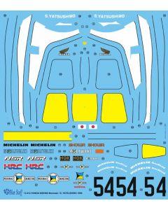 """BS12012 Blue Stuff 1/12 Honda NSR500 """"Moriwaki"""" #54 WGP500 1986"""