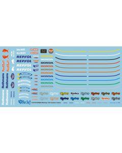 BS12018 Blue Stuff 1/12 Honda Monkey 125 Custom Colors