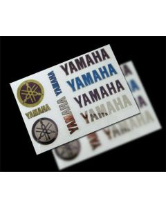 CMEK0015 Crazy Modeler Yamaha emblems (B)