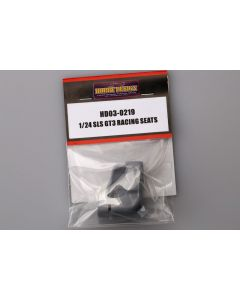 HD030219 Hobby Design 1/24 Mercedes-Benz SLS AMG GT3 racing seats