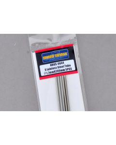 HD050044 Hobby Design Stainless Steel Tube (1.7mm)