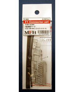 MFHP962 Model Factory Hiro 1/20 F1 connector set