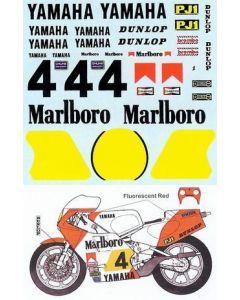 MSMD057 MSM Creation 1/12 Yamaha YZR500 (OW70) #4 (1983 Kenny Roberts)