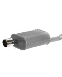 SB13001 StreetBlisters 1/24 Spoon Sports Slant Cut Exhaust Tip