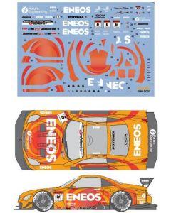 SHKD039 Shunko Models 1/43 Eneos SC430 #6 SuperGT 2008