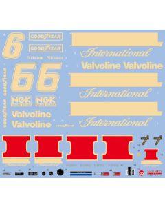 SHKD422 Shunko Models 1/12 Lotus Type 78 1977 #6 Japan