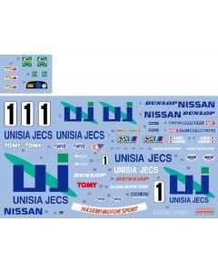 SHKD438 Shunko Models 1/24 Unisia JECS Skyline GT-R Gr.A (BNR32) #1 JTC 1993 Suzuka winner