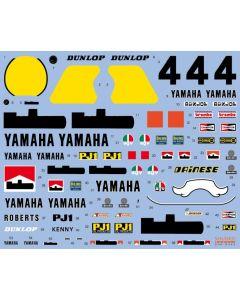 SHKD445 Shunko Models 1/12 Yamaha YZR500 (OW70) #4 1983