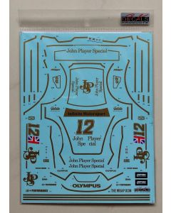 SK24096 SK Decals 1/24 LB-Works R35 GT-R Type 2 JPS style