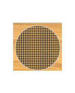 SKKF002 SK Decals Kevlar Fiber Decal Pattern B Plain