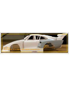 SKTK010 SK Decals 1/24 Porsche 935 K3 Le Mans 1980 Fender Conversion Kit