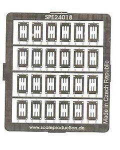 SPE24018 Scale Production 1/24 Shift gate