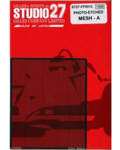 ST27FP0012 Studio 27 1/24 Mesh A (Square pattern)
