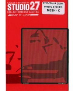 ST27FP0014 Studio 27 1/24 Mesh C (Netting pattern)