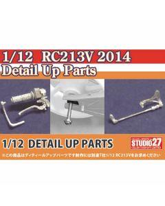 ST27FP1217 Studio 27 1/12 Honda RC213V 2014 grade-up parts