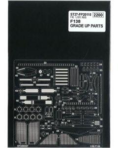ST27FP20115 Studio 27 1/20 Ferrari F138 grade up parts