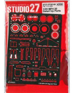 ST27FP20149 Studio 27 1/20 McLaren MP4/30 grade-up parts (deluxe)