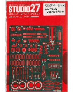 ST27FP24215 Studio 27 1/24 Toyota TS050 upgrade parts