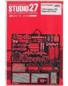 ST27FP24223 Studio 27 1/24 Subaru Legacy RS Upgrade Parts