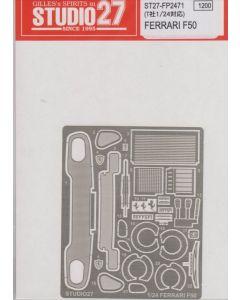 ST27FP2471 Studio 27 1/24 Ferrari F50 grade up parts