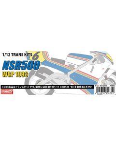 ST27TK1226R Studio 27 1/12 Honda NSR500 WGP 1993