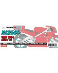 "ST27TK1252 Studio 27 1/12 Honda NSR500 ""Mr Yamcha"" #56 Japan GP 1994"