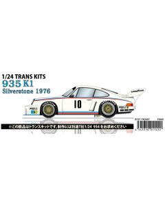 "ST27TK2467 Studio 27 1/24 Porsche 935 ""Kremer Racing"" #10 6 Hours of Silverstone 1976"