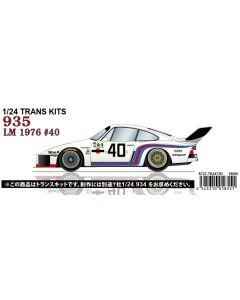 ST27TK2473R Studio 27 1/24 Porsche 935 #40 Le Mans 1976