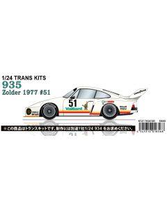 """ST27TK2474R Studio 27 1/24 Porsche 935 """"Vaillant Kremer"""" #51 DRM 1977 Zolder"""