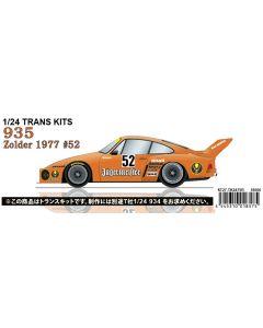 "ST27TK2475R Studio 27 1/24 Porsche 935 ""Jägermeister Max-Moritz"" #52 DRM 1977 Zolder"