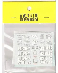 TABU12039 Tabu Design 1/12 Suzuki RGV-Gamma WGP 1994