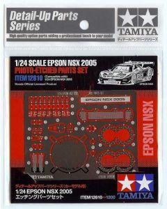 TAM12610 Tamiya 1/24 Epson NSX 2005 Photo-etched Parts Set