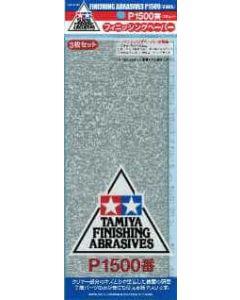 TAM87059 Tamiya Finishing Abrasives P1500