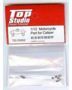 TSTD23002 Top Studio 1/12 Motorcycle part for caliper