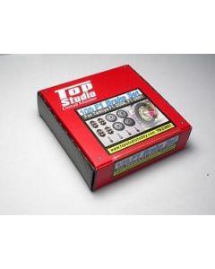 TSTD23007 Top Studio 1/20 F1 brake set for Ferrari F1-2000/F2001
