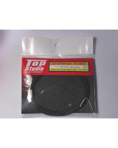 TSTD23045 Top Studio 1.6mm shrink tube (black)
