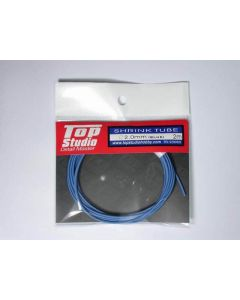 TSTD23050 Top Studio 2.0mm shrink tube (blue)