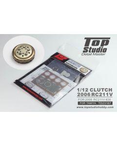 TSTD23167 Top Studio 1/12 Honda RC211V 2006 clutch set