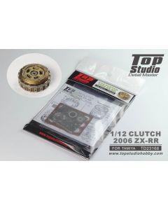 TSTD23168 Top Studio 1/12 Kawasaki Ninja ZX-RR 2006 clutch set