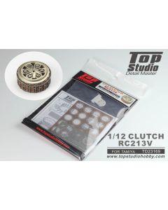 TSTD23169 Top Studio 1/12 Honda RC213V clutch set