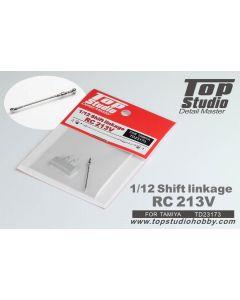 TSTD23173 Top Studio 1/12 Honda RC213V shift linkage
