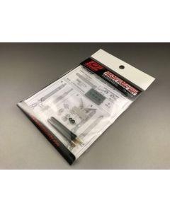 TSTD23178 Top Studio 1/12 Yamaha YZR500 1999 front fork set
