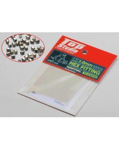 TSTD23209 Top Studio 1.0mm Hex Fitting