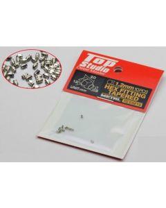 TSTD23215 Top Studio 1.2mm Hex Fitting Tapered