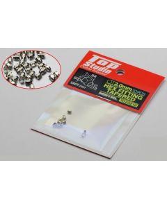 TSTD23218 Top Studio 2.0mm Hex Fitting Tapered