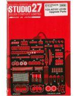 ST27FP24216 Studio 27 1/24 Toyota Corolla Levin AE101 upgrade parts